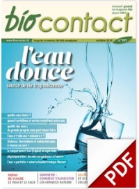 Biocontact octobre 2019