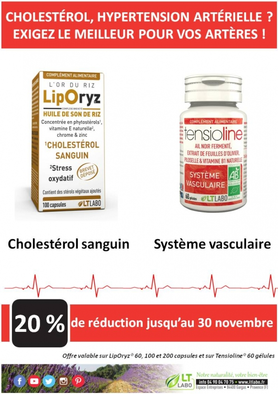 Offre cardio-vasculaire